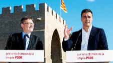 ¿Más PSPV o más PSOE?