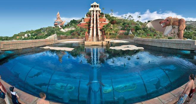 El mejor parque acu tico del mundo est en tenerife - Aqua tenerife ...