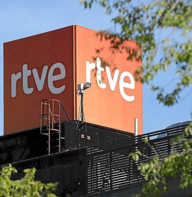 Instalaciones de RTVE en Prado del Rey.