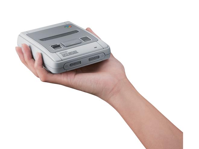 SNES Mini, la nueva consola retro de Nintendo que se agotará nada más salir al mercado