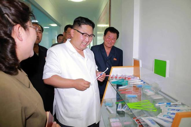 """Corea del Norte tilda de nazismo contemporáneo el """"América primero"""" de Trump"""