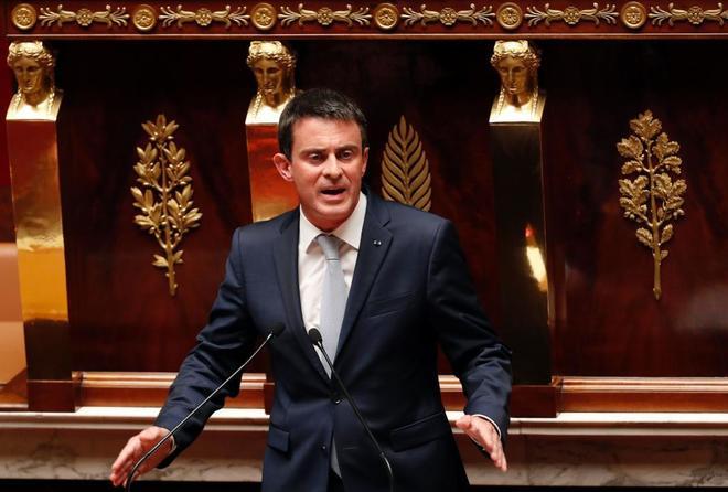 Manuel Valls anuncia que deja el Partido Socialista francés tras 37 años de militancia