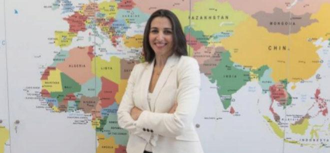 Vera Buzanello, directora general de Discovery Networks y Eurosport en...