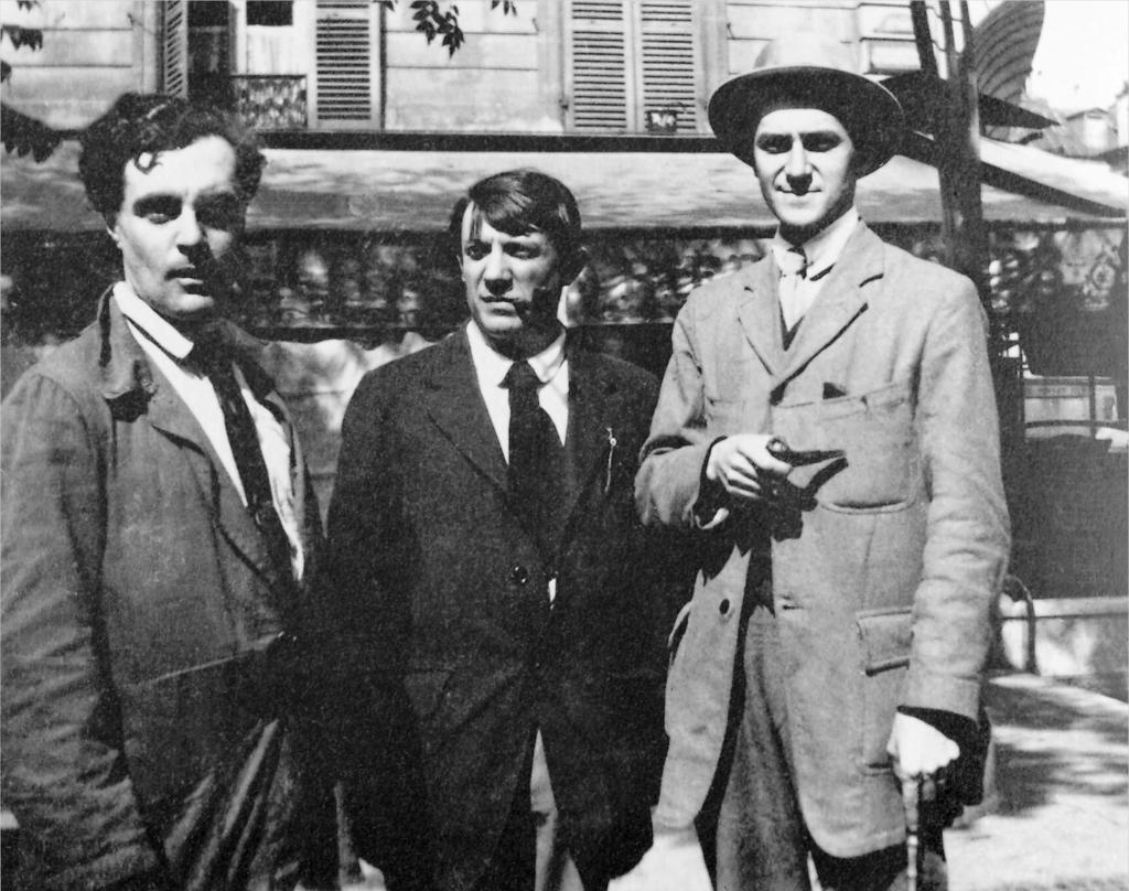 El viaje al infierno de Amedeo Modigliani