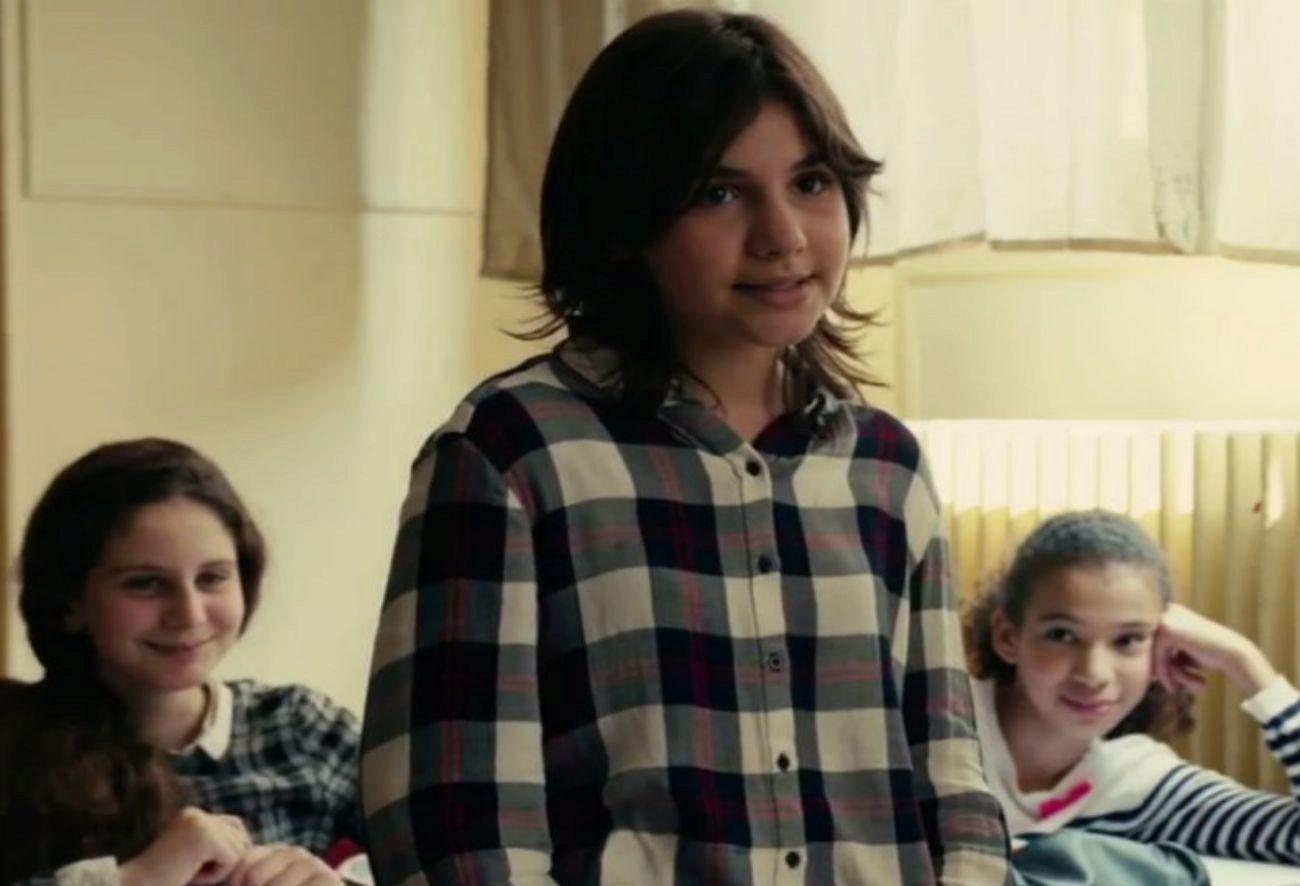 Fotograma de la película 'Aurora'.