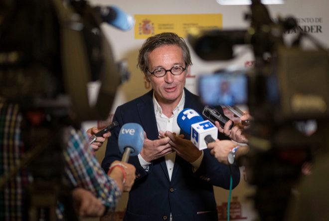"""Lassalle sobre el ciberataque: """"El nivel de incidencia en España ha sido muy bajo"""""""
