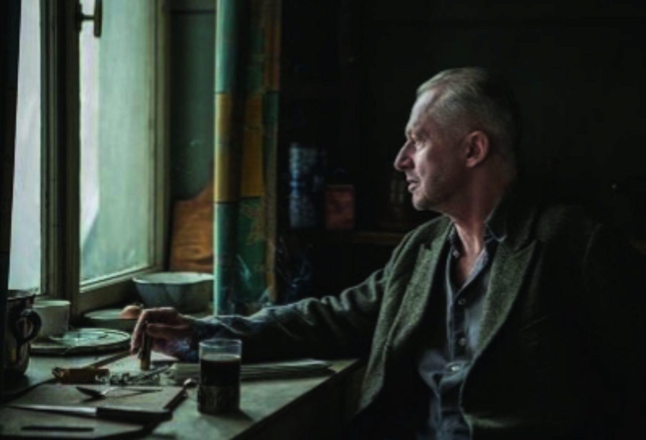 Fotograma de la película 'Los últimos años del artista:...