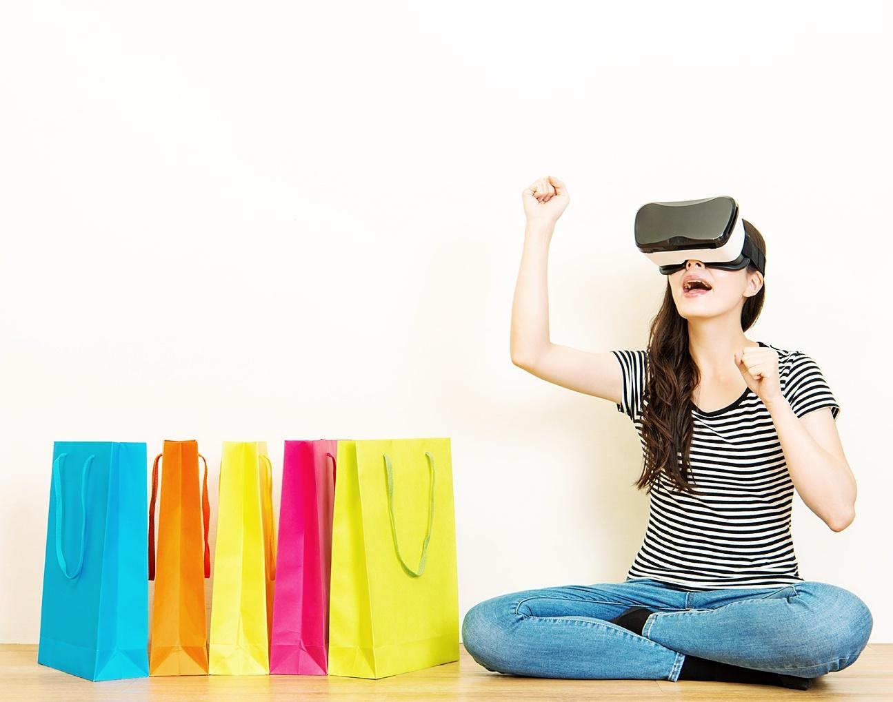 Comprar en un entorno en 3D ya es posible en el gigante asiático.