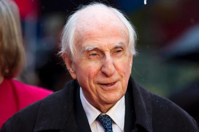 Muere a los 91 años el escritor Michael Bond, padre del oso Paddington