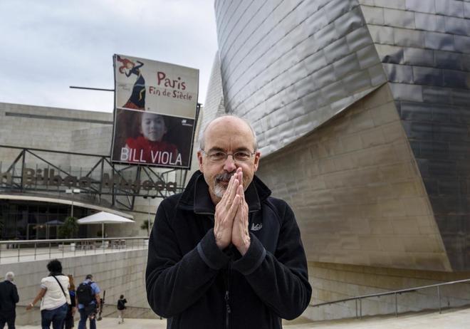 El videoartista Bill Viola descubre su alma en el Museo Guggenheim Bilbao
