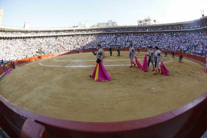 Castella abre el cartel estelar de la Feria de Julio de Valencia, en el que alterna con Manzanares y Roca Rey