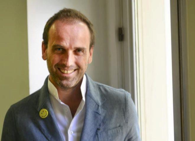 Nicolas Loufrani, CEO de The Smiley Company