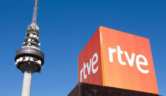 Instalaciones de RTVE en Torrespaña.