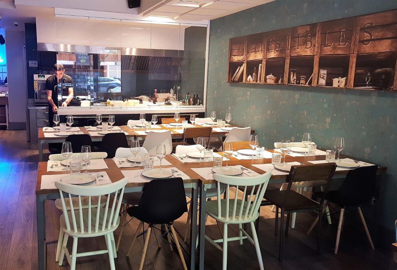 Mano lenta cocina casera del siglo xxi metropoli el mundo for Cocina restaurante segunda mano