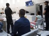 Los etarras Liher A.R. y Alaitz A.J., juzgados este miércoles en la...