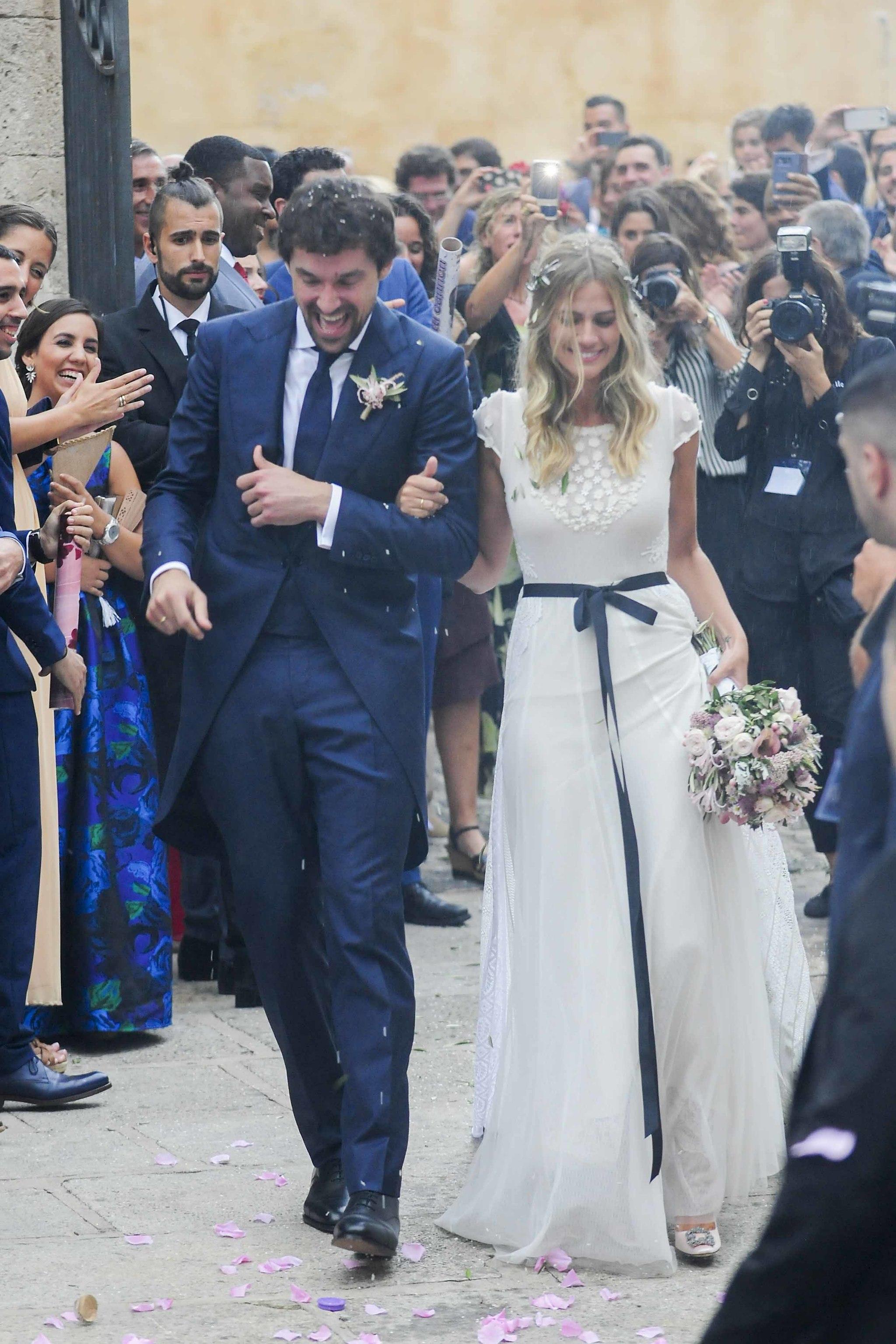 La boda de Sergio Llull y Almudena Cánovas en Menorca