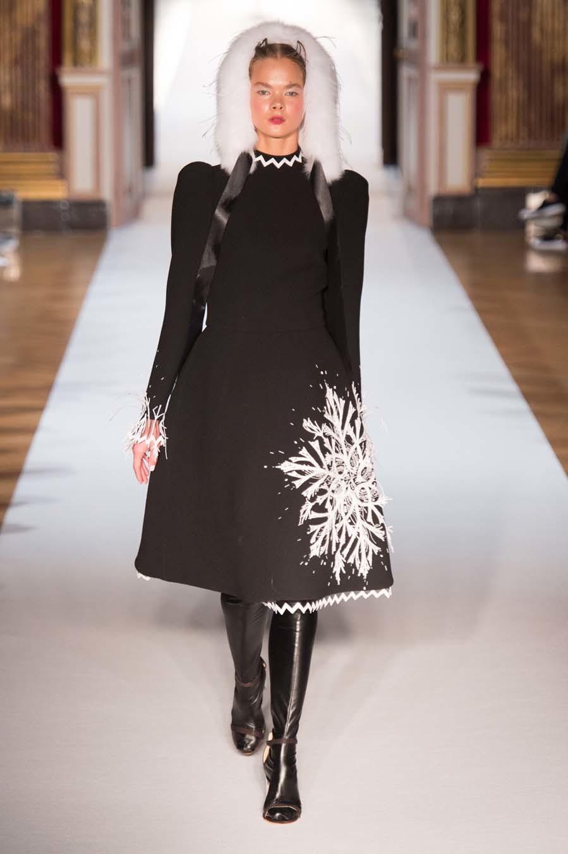 Yanina - Desfile de Alta Costura de París - Otoño-Invierno 2017-2018