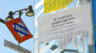 Cada comienzo de curso, la Ciudad Universitaria de Madrid se llena de carteles de alquileres de pisos para estudiantes.