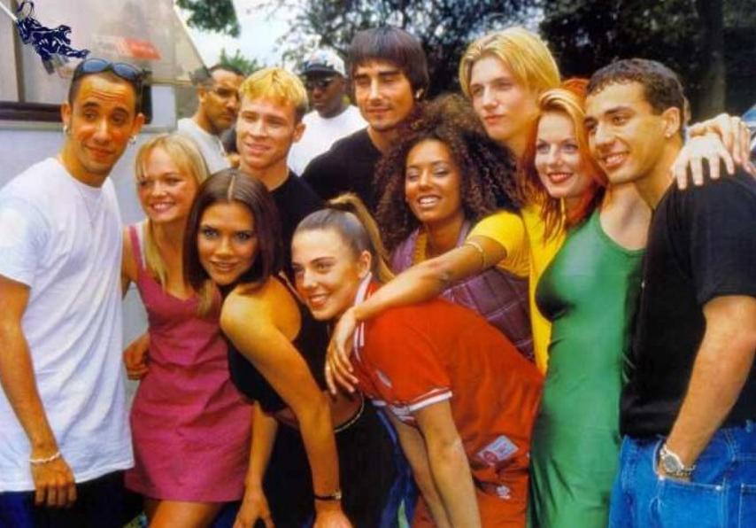 Los Backstreet Boys y Spice Girls ¿en gira?