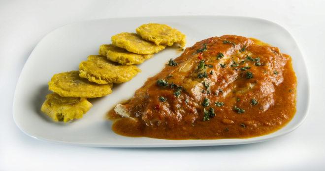 Aprende a cocinar bacalao tropical papel el mundo - Como cocinar bacalao congelado ...