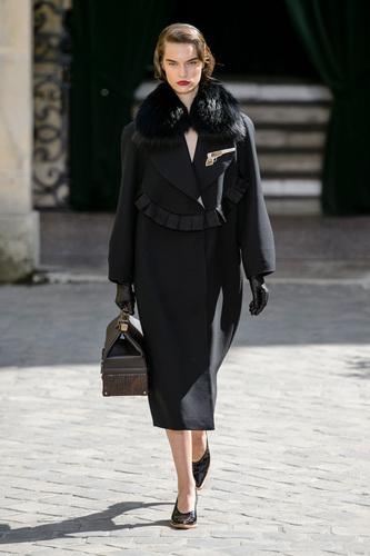 Ulyana Sergeenko Alta Costura 2017-2018 París