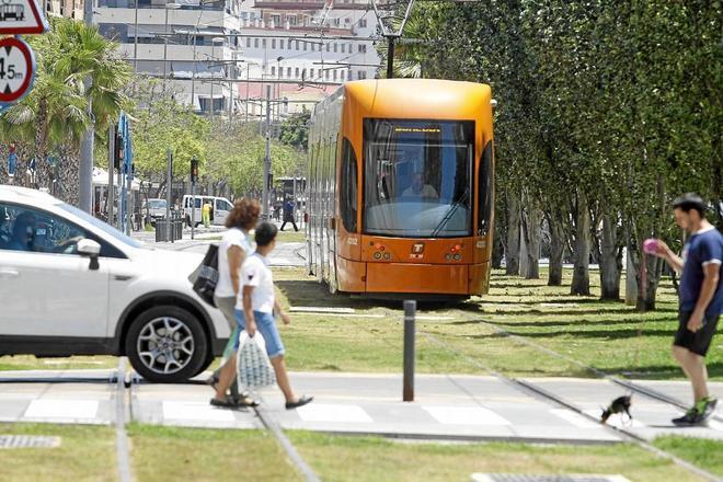 Fgv licita el mantenimiento de las estaciones del tram de for Curso mantenimiento de piscinas comunidad valenciana