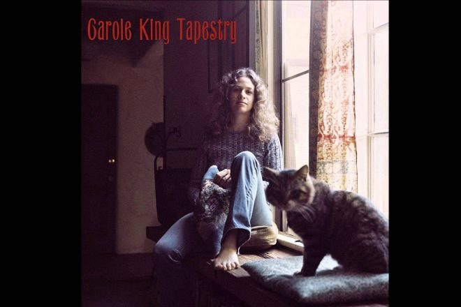 `Trapestry?, de Carole King