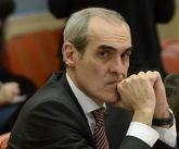 El nuevo jefe de Anticorrupción, Alejandro Luzón, en el Congreso de...