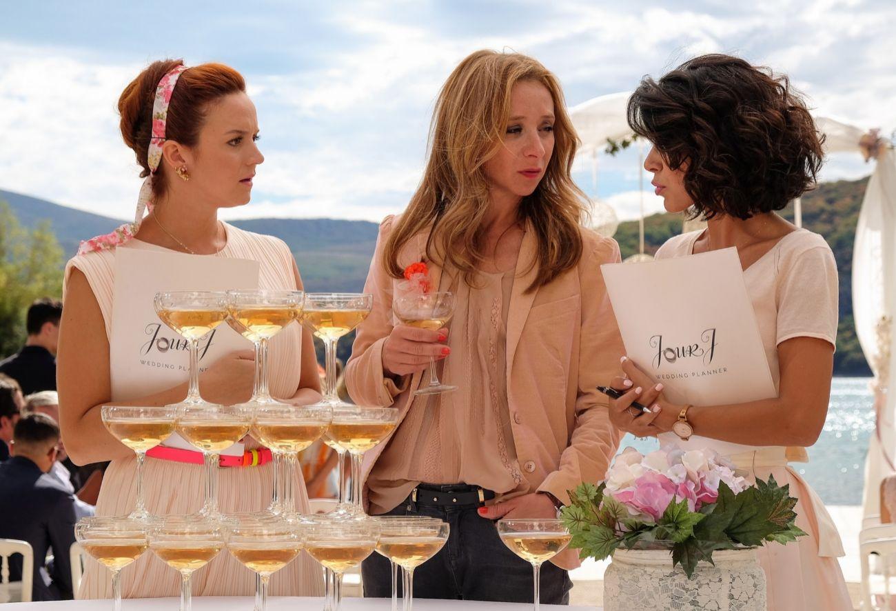 Fotograma de la película 'La Wedding Planner'.