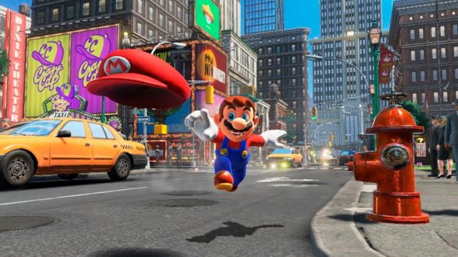 Game Trailer - Super Mario Odyssey