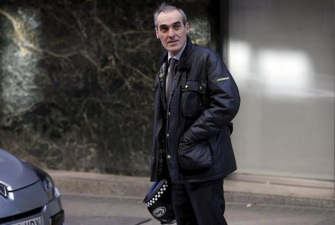 El nuevo fiscal jefe Anticorrupción, Alejandro Luzón.
