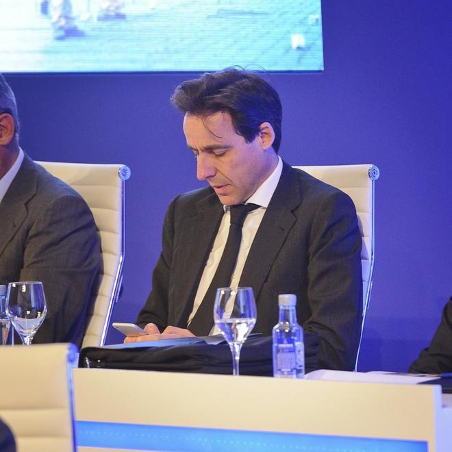 El ejecutivo español, Javier López Madrid.