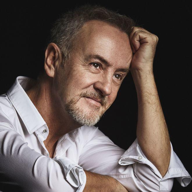 El actor madrileño Carlos Hipólito