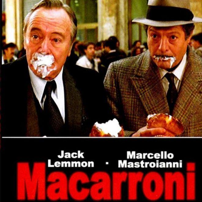 <em>  Macarroni</em>, de Ettore Scola