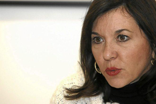 La exalcaldesa de Elche y expresidenta del PP local, Mercedes Alonso.