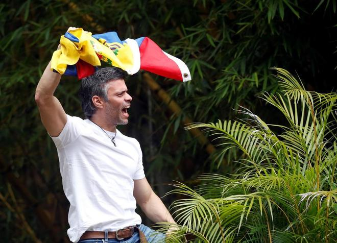 Leopoldo López y toda Venezuela deben recuperar la libertad total