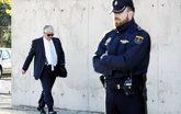 El empresario madrileño Arturo Fernández, a su llegada el pasado...