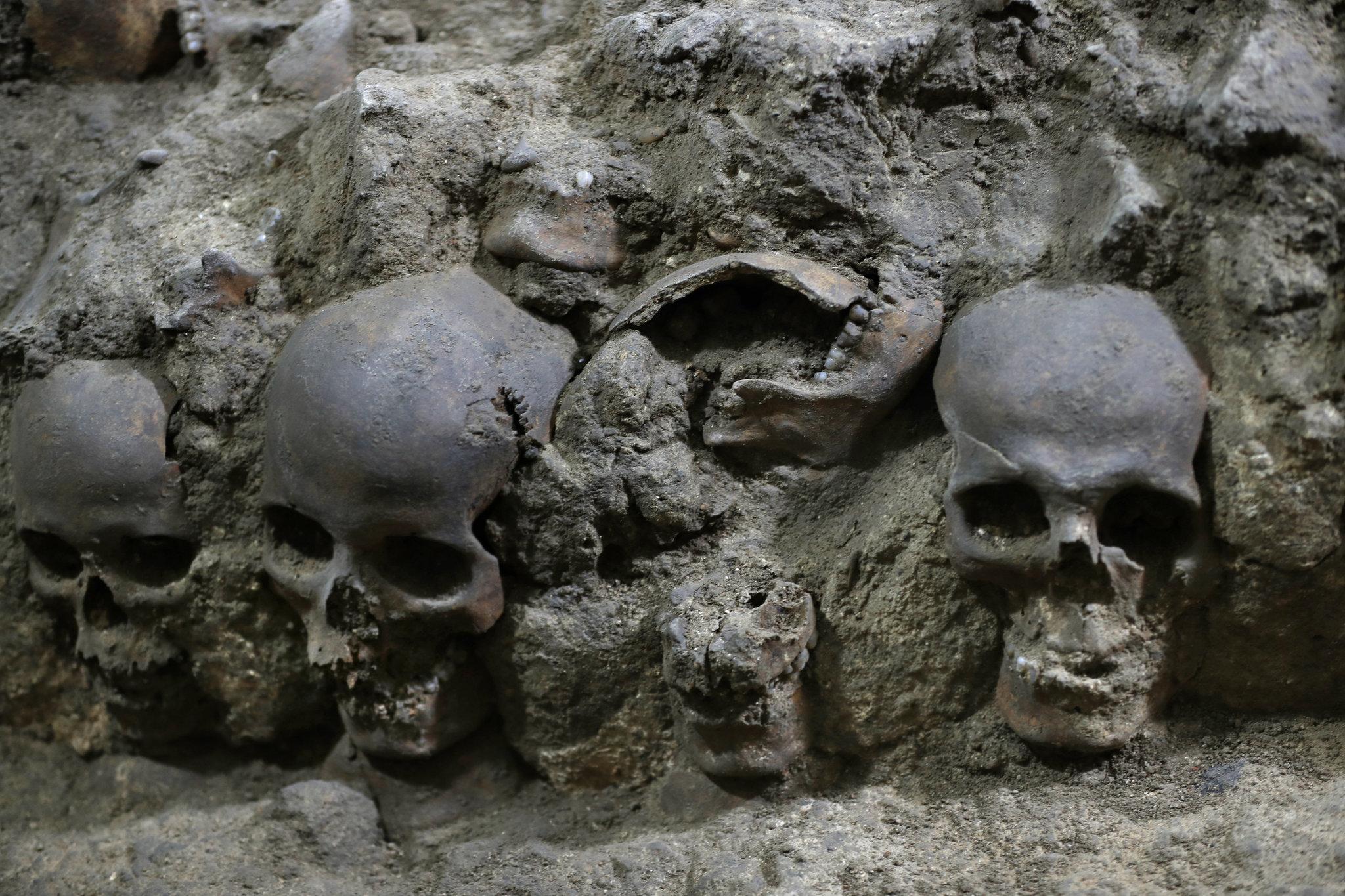 Las pruebas que confirman el Holocausto azteca