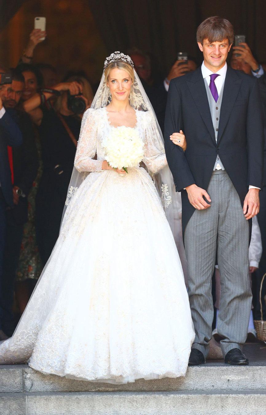 Resultado de imagen de fotos boda ernst august de HANNOVER