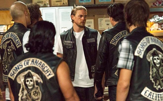 Imagen de la serie 'Sons of Anarchy', que tendrá finalmente un 'spin...