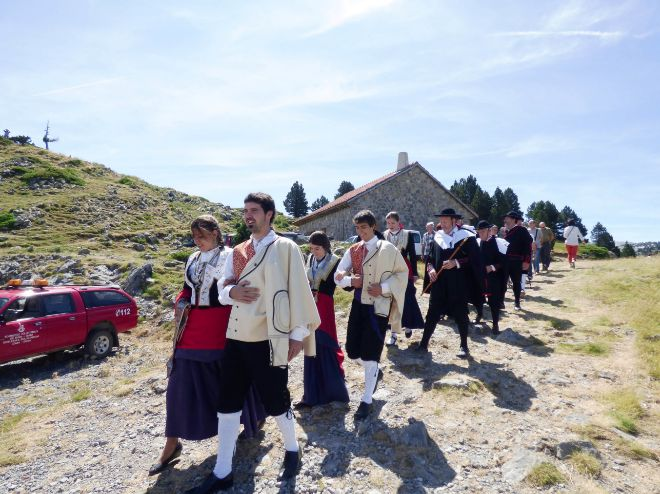 El Tributo de las Tres Vacas se celebra desde el año 1375.