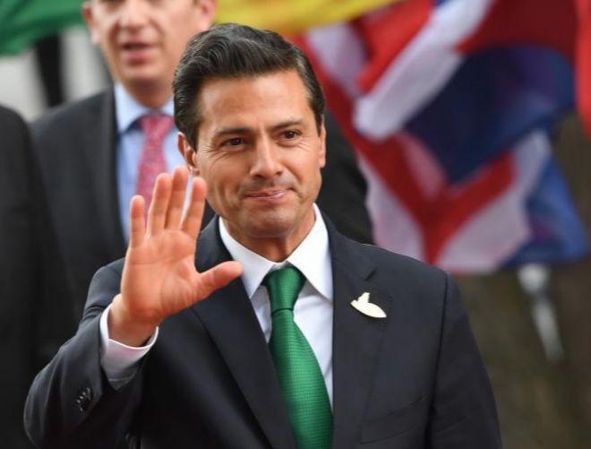 El presidente mexicano, Enrique Peña Nieto, durante la cumbre del G-20, la semana pasada.