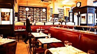 Restaurante Balthazar.