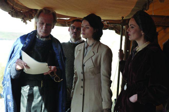 Fotograma de la película 'Su mejor historia'.