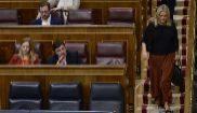 Maro Mar Blanco, diputada del PP y hermana de Miguel Ángel Blanco, en...