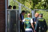 Ignacio González, trasladado desde los calabozos de la Guardia Civil...