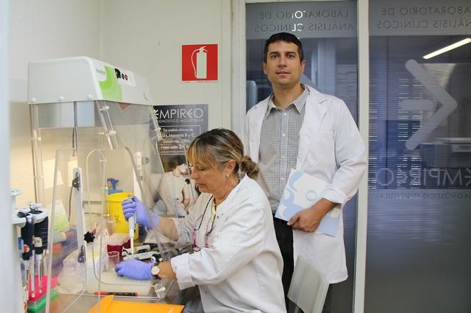 Tests genéticos para delatar al VIH en 7 días