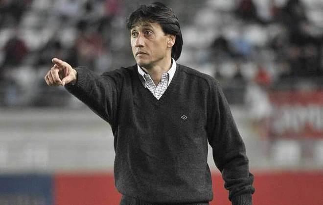 Gustavo Siviero, nuevo entrenador del Hércules CF.