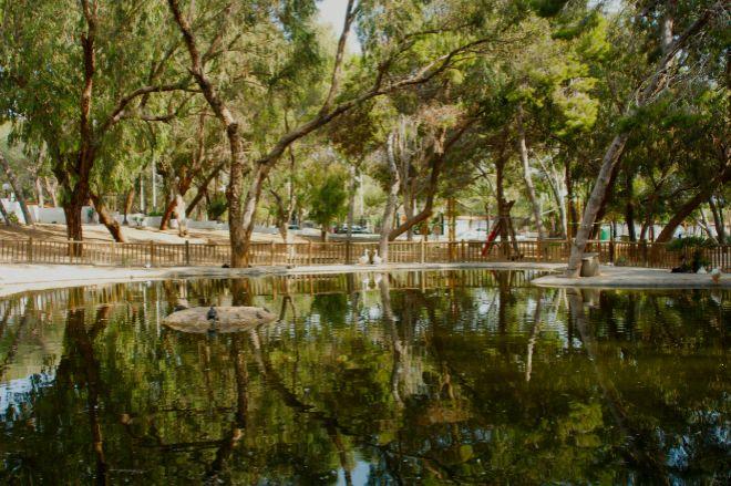 Parque Reina Sofía.