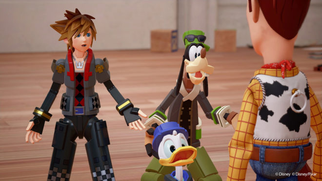 Kingdom Hearts Aun Vuelve Loca A Una Generacion De Adolescentes
